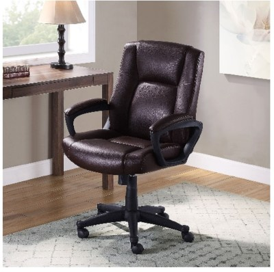 Walmart: Mainstays Big & Comfortable Managers Chair For $49.10 (Reg $130)