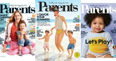 FREE Parents Magazine TWO-Year Subscription