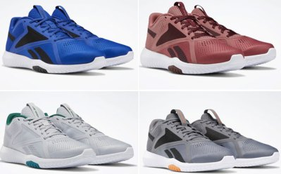 Reebok : Women's & Men's Flexagon Shoes Just $24.99 + FREE Shipping (Reg : $60)