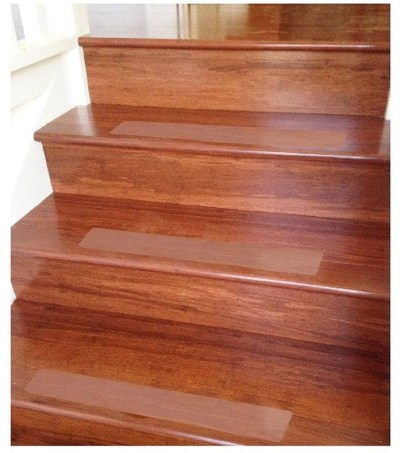Walmart: Safety Treads – Clear Stair Treads (14 Pack) For $18.41 (Reg $39.99)