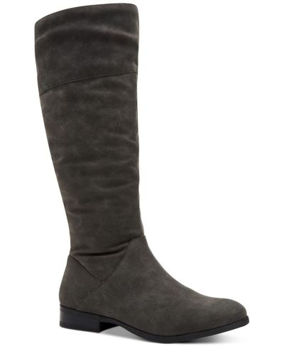 MACY'S: Style & Co Kelimae Scrunched Boots, JUST $27.99 (Reg $49.99)