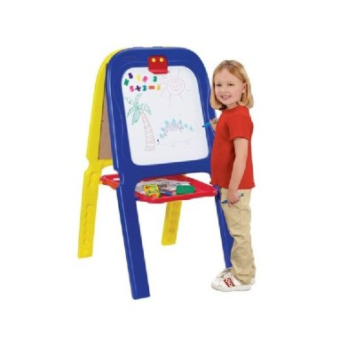 WALMART: Crayola 3-in-1 Magnetic Double Easel with Letters and Numbers SALE! $29.99 (Reg $59.99)