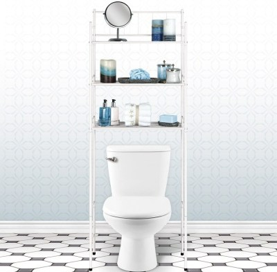 WALMART: Home Expressions 3-Shelf Over-the-Toilet Space Saver, White SALE! $15.05 (Reg $21.50)