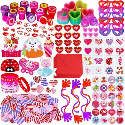 Amazon : 462 Pack Valentine's Day Party Favors Just $16.99 (As of 2/11/2020 5.35 AM CST)