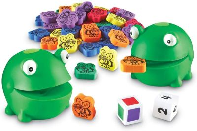 AMAZON: Learning Resources Froggy Feeding Fun Game Only $12.99 (Reg. $22)