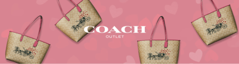 Tanger Coach Valentine's Day Sweepstakes