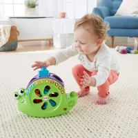 Amazon : Fisher-Price Rock 'n Sort Snail Pail Just $7.68 W/Code (Reg : $14.99) (As of 2/22/2020 12.12 PM CST)