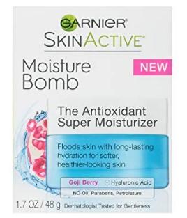 AMAZON: Garnier SkinActive Gel Face Moisturizer 1.7oz ONLY $7.66 (Reg $15)