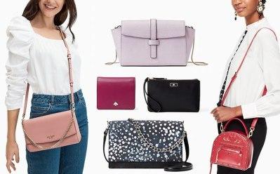 Kate Spade Bags and Wallets Starting at JUST $29 (Regularly $119)