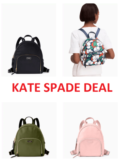 75% off Kate Spade Bags, Clothing, and More