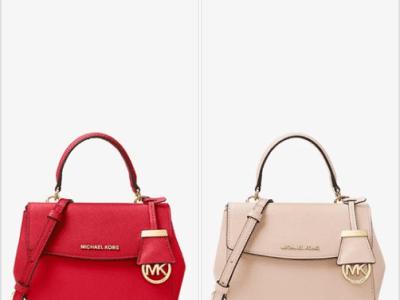Michael Kors : Ava Extra-Small Saffiano Leather Crossbody Just $89 (Reg $178)