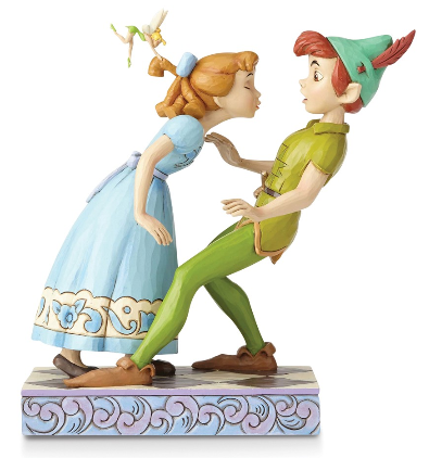WALMART: Disney Traditions Peter Pan, Wendy and Tinker Bell Figurine Only $94.99 (Reg. $190)