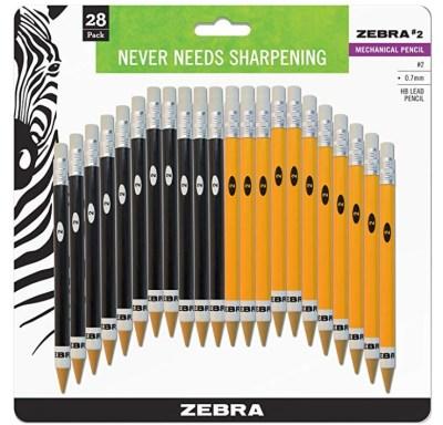 AMAZON: Zebra #2 Mechanical Pencil, JUST $4.34 (REG $10.99)AMAZON: Zebra #2 Mechanical Pencil, JUST $4.34 (REG $10.99)