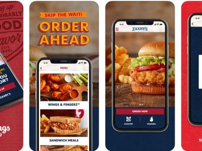 Free Sandwich Meal at Zaxby's When You Download App