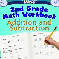 Amazon : 2nd Grade Math Workbook Addition and Subtraction: Second Grade Workbook, Timed Tests, Ages 4 to 8 years Paperback Just $5.99 (As of 3/29/2020 12.46 PM CST)