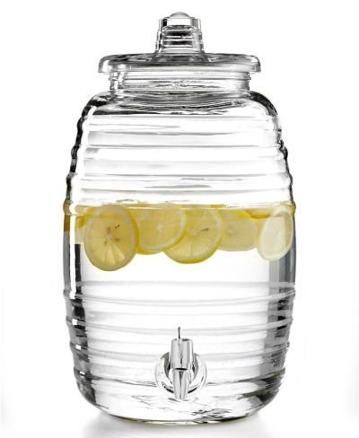 MACY'S: 2.5-Gallon Barrel Beverage Dispenser, $23.99 (Reg $43.00) with code PREVIEW