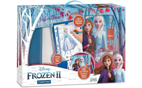 Disney Frozen 2 Fashion Design Tracing Light Table JUST $24.99 (Regularly $35)