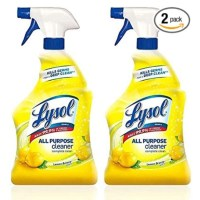 AMAZON: Lysol All Purpose Cleaner, Lemon Breeze, 32 oz(Pack of 2), $4.47 DELIVERY DATE BASED ON LOCATION!