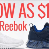 Reebok : 60% OFF Already Reduced Sale Items!