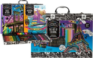 WALMART: Cra-Z-Art Customizable Adult Coloring Case for ONLY $9.97 (Regularly $20)