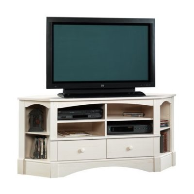 MACY'S: Sauder Harbor View Corner Entertainment Credenza