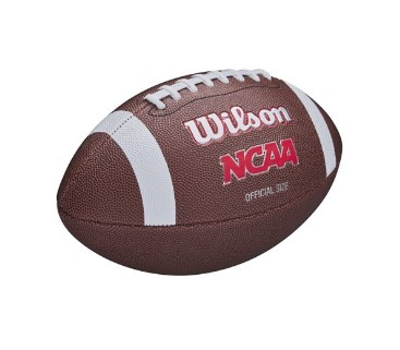 WALMART: Wilson NCAA Official Size Composite Football ONLY $9.97 (Regularly $21)