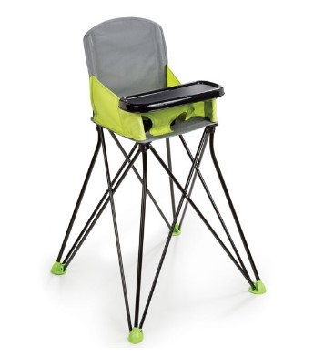 WALMART: Summer Infant Pop 'N Sit Portable Highchair, Green $39.99 (Reg $46.75)