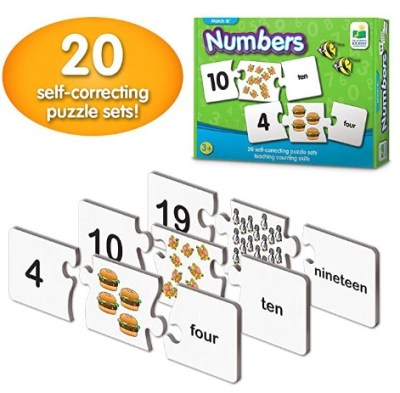 AMAZON: The Learning Journey: Match It! Numbers Puzzle Set Now $5.84 (Was $11.99)