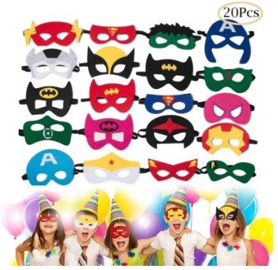 AMAZON: Superhero Party Supplies – 50% OFF!!!