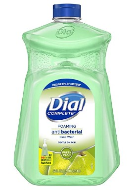 AMAZON: Dial Complete Antibacterial Hand Soap