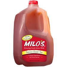FREE Gallon of Milo's Iced Tea for Healthcare Professionals
