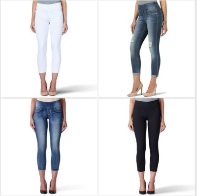 KOHLS: Pull-On Crop Skinny Jeans, JUST $26.24 WITH CODE SPRING25