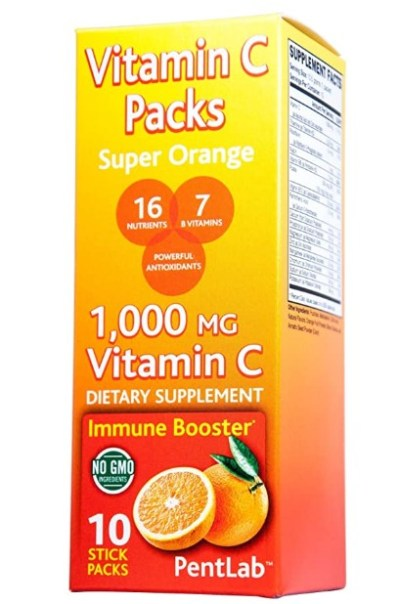AMAZON: Vitamin C Packs - 1,000mg vitamin C in Each packet, LIMITED STOCK!!