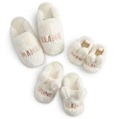 KOHL'S: Lauren Conrad Mommy & Me Matching Slippers From Just $13.60 Each (Reg $28) – TODAY ONLY!