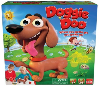 AMAZON: Squeeze The Leash Poop The Food Game – PRICE DROP!!!