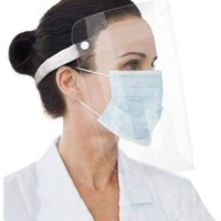 AMAZON: 2Pc Protective face shield Anti-Fog with Protective Film $8.33 ($17) Shipped!!