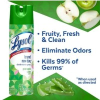 AMAZON: Lysol Lysol Disinfectant Spray, 19 Oz $10.99