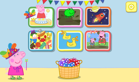 FREE Peppa Pig Golden Boots Kids Game App (Regularly $3)
