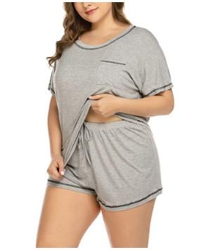 AMAZON: Women's Plus Size Pajama Set – 60% OFF!!!