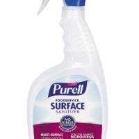AMAZON: PURELL Sanitizer Spray, 1 Each $11.99