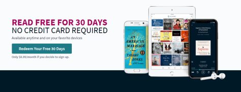 30 Days FREE on Scribd.com w/ No Credit Card Required   Unlimited Audiobooks, Magazines, & eBooks