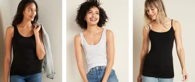 OLD NAVY: SALE!!! Women Fitted Tank Top