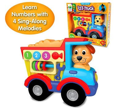 AMAZON: The Learning Journey Early Learning Vehicles – PRICE DROP!!!