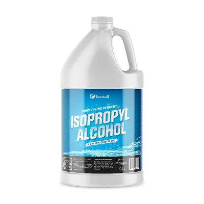 AMAZON: 99% Pure Isopropyl Alcohol - 1 Gallon Jug