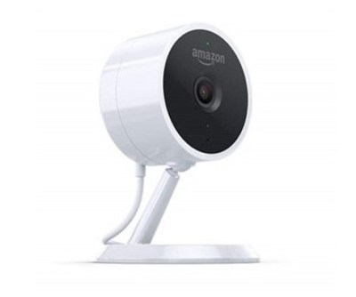 WOOT: Amazon Cloud Cam (Key Edition) Indoor Security Camera, Works with Alexa