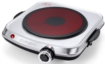 AMAZON: Electric Single Burner for $22.69 Shipped! (Reg.Price $37.99)