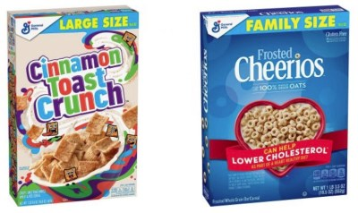 AMAZON: Check Out The Deals On These Family Size Cereals!