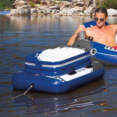 """WALMART: Intex Inflatable Mega Chill II Cooler Float, 48"""" x 38"""" $36.99 (Reg $59.99)"""