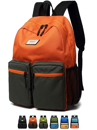 AMAZON: Classic Basic Water Resistant Casual Daypack for $21.62 (Reg. $33.88) Shipped!