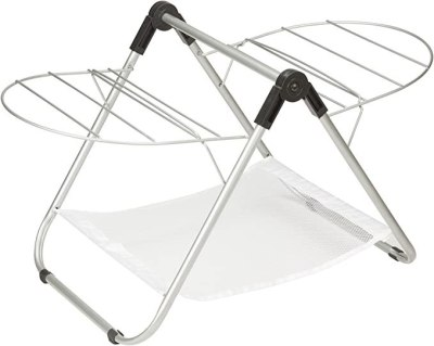 """AMAZON: Honey-Can-Do 16.9"""" X 29"""" Tabletop Gullwing Drying Rack for $13.96 (Was $28)"""